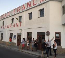 Inauguración Bar Zona Franca
