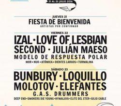 No sin Música 2016 en Cádiz