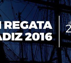 REGATA DE GRANDES VELEROS 2016 Cádiz