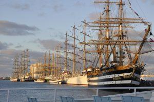 regata Bahía de Cádiz Veleros