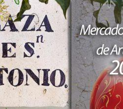 Mercado Navideño de Artesania 2016 Plaza San Antonio Cádiz